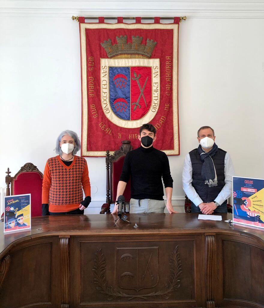 El Ayuntamiento de Calahorra organiza entre abril y noviembre la proyección de 16 películas en los cines ARCCA