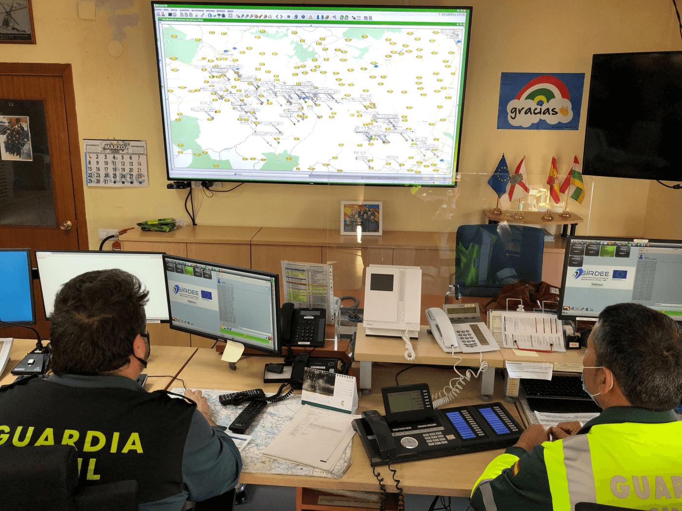 La Guardia Civil de La Rioja activa un nuevo correo electrónico a disposición de los ciudadanos