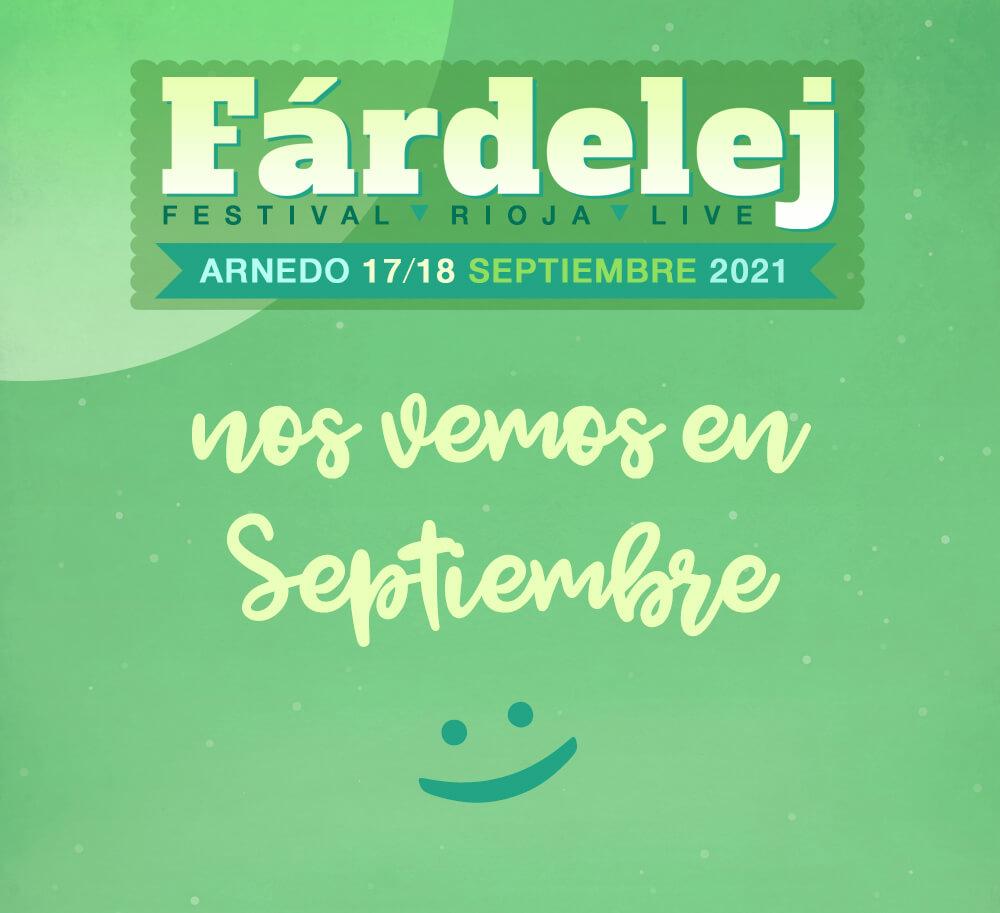 La organización del Fárdelej trabaja para celebrar la octava edición del festival el próximo septiembre