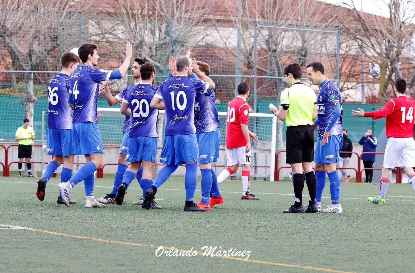 El CD Arnedo jugará el domingo 21 de marzo en 'Sendero' contra la Oyonesa