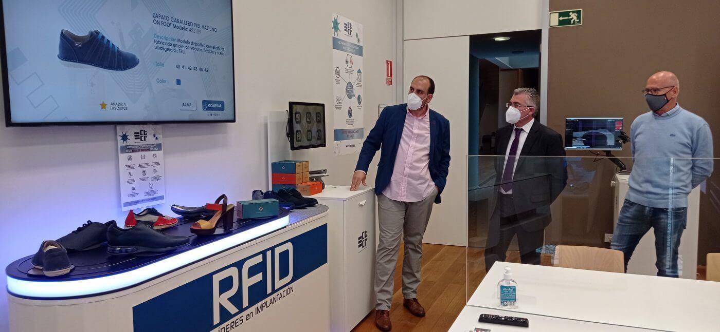 El Gobierno de La Rioja confía en que el Ejecutivo central incluya al calzado en el decreto de medidas extraordinarias de apoyo a la solvencia empresarial
