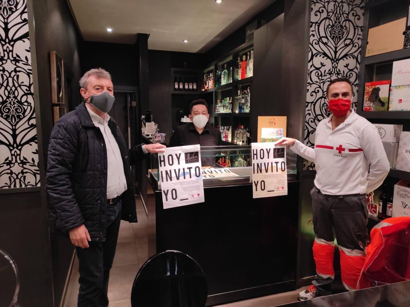 El restaurante Picabea de Arnedo lanza la campaña solidaria 'Hoy invito yo'