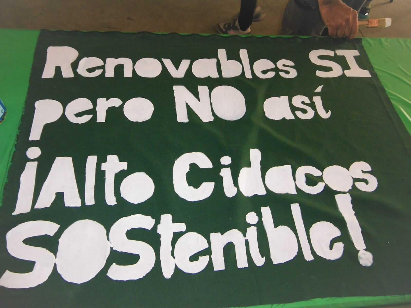 Ecologistas en Acción de La Rioja solicita una declaración de impacto ambiental negativa para el parque eólico 'Los Cruzados' que se proyecta en el Alto Cidacos