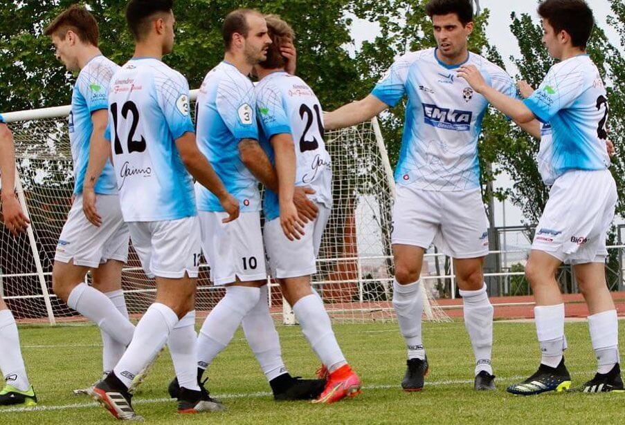 El CD Arnedo inicia el play-off de ascenso a Segunda B enfrentándose al Anguiano este domingo 16 de mayo