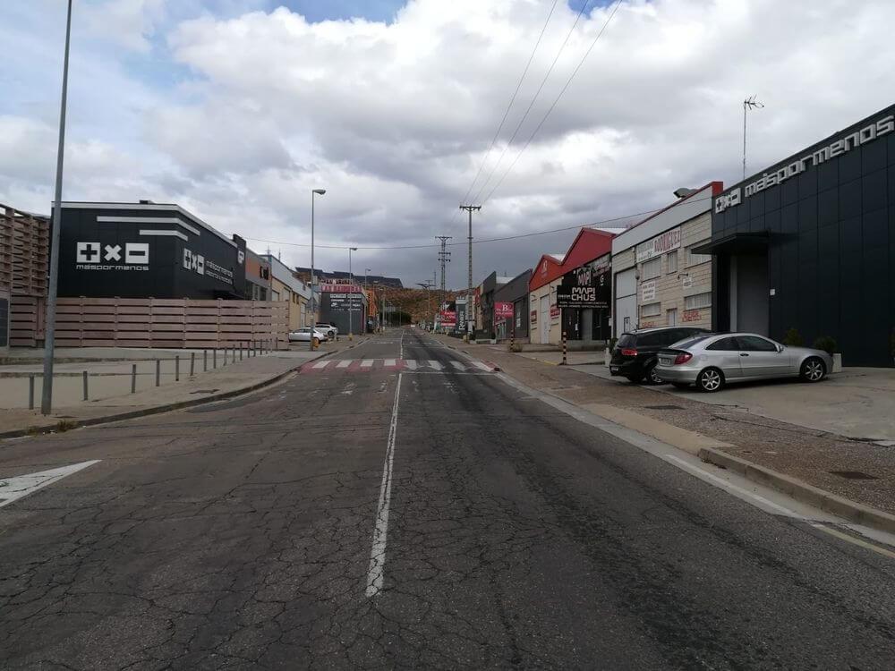"""La Junta de Gobierno Local aprueba el expediente para contratar las obras de mejora de la zona comercial """"Arnedo Shopping Factory"""""""
