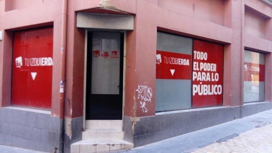 Ánder Martínez asume la nueva Secretaría de Organización de IU en Arnedo y Miguel Pujada vuelve al puesto de coordinador