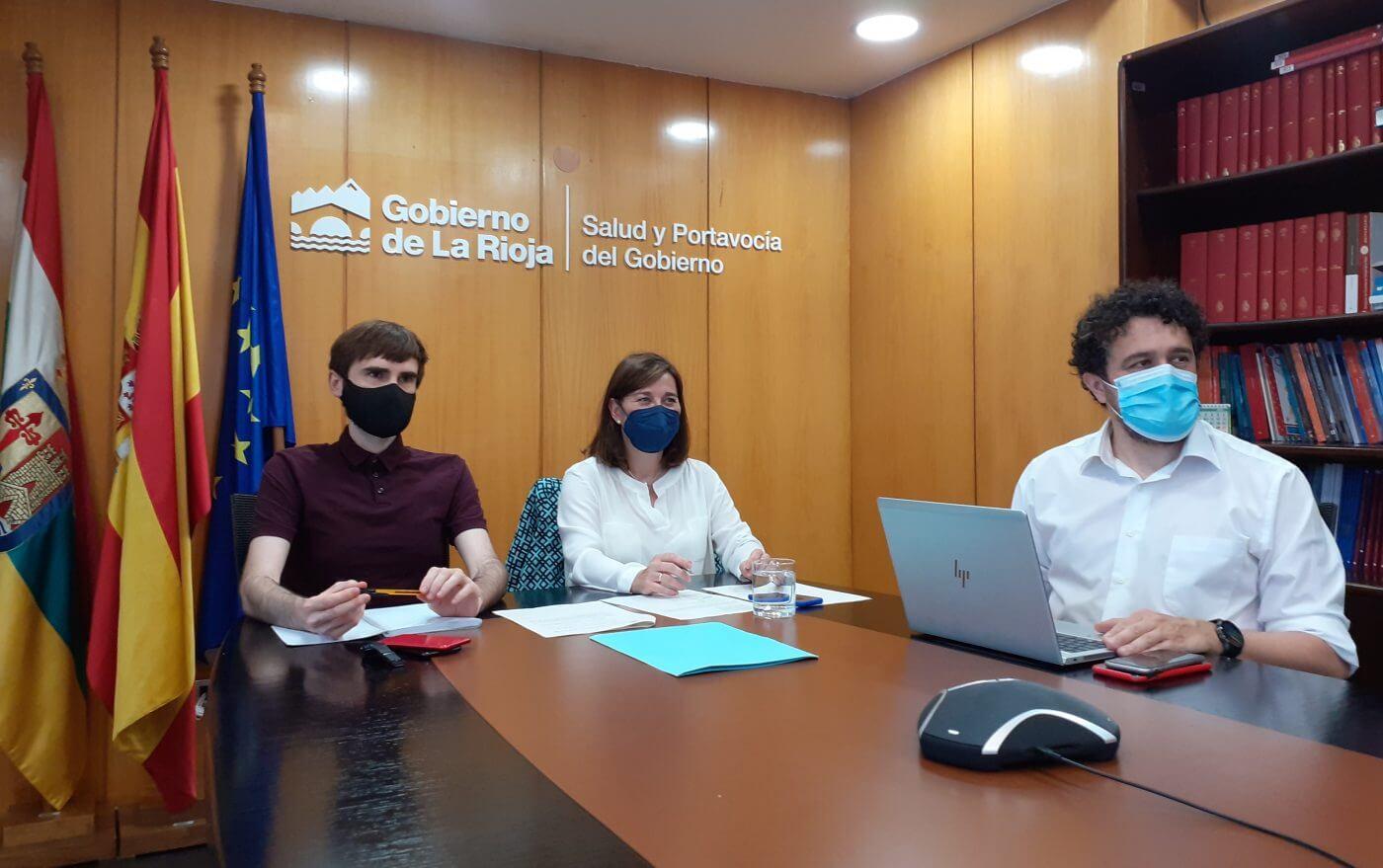 La Rioja respalda la propuesta del Ministerio de Sanidad y las recomendaciones de la Declaración de Actuaciones Coordinadas