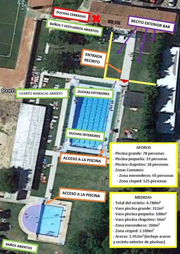 El Ayuntamiento de Pradejón pone a la venta los abonos para las piscinas y abre las inscripciones para los talleres infantiles de verano