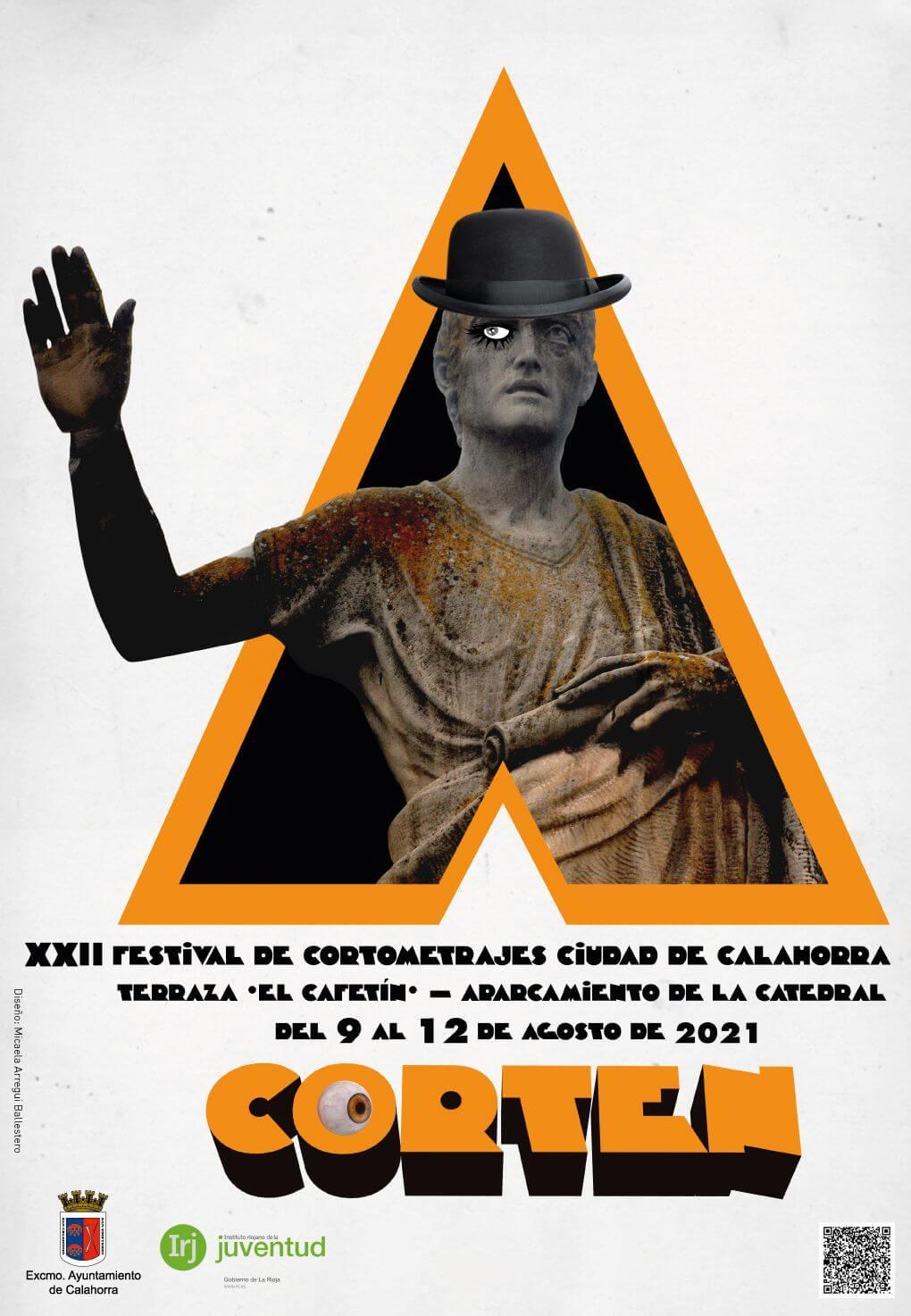 El festival ¡CORT…en! de Calahorra se celebrará del 9 al 12 de agosto en la 1ª Travesía de Paletillas y en el aparcamiento de la catedral