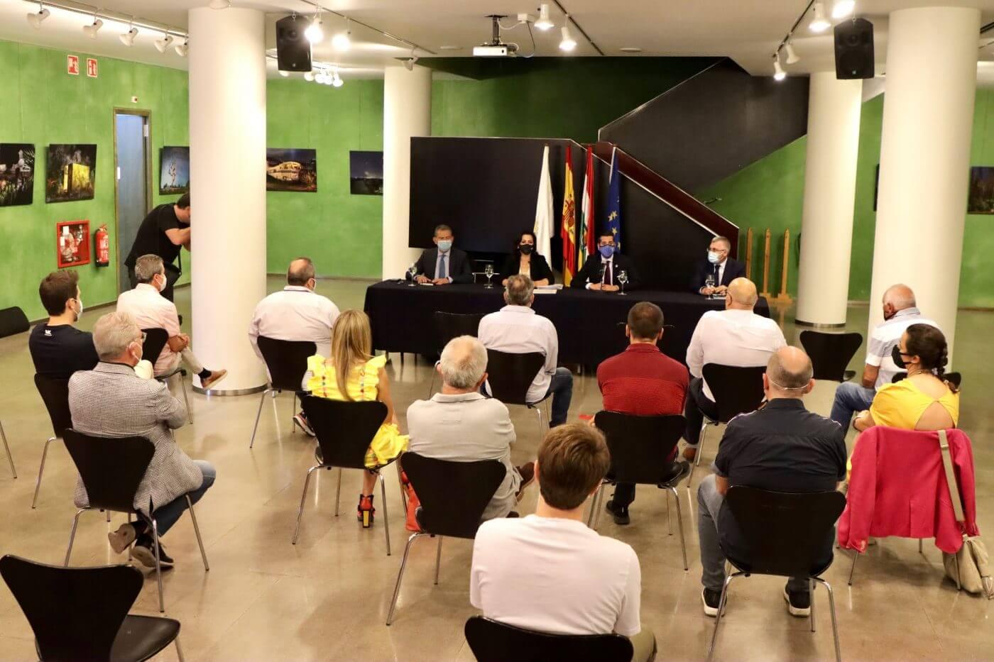El Gobierno de La Rioja aprobará una línea de subvenciones, con efecto retroactivo, para la adquisición de suelo industrial y construcción de naves