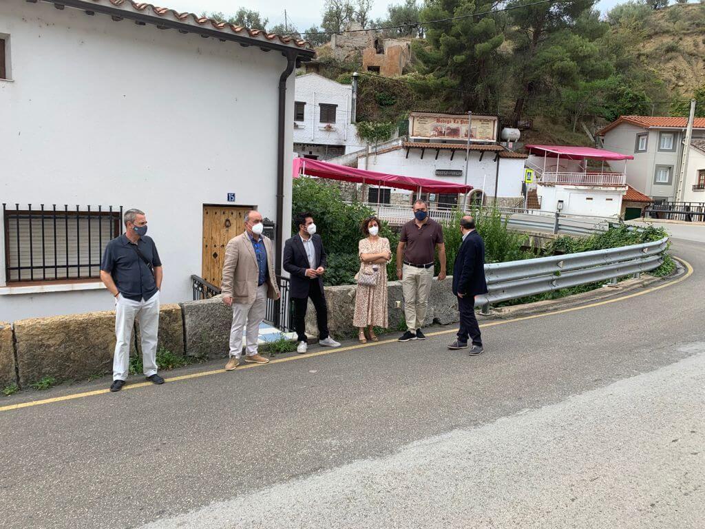 Lee más sobre el artículo El Gobierno de La Rioja invertirá 617.796 euros en la mejora de la travesía de Arnedillo para mejorar la seguridad vial