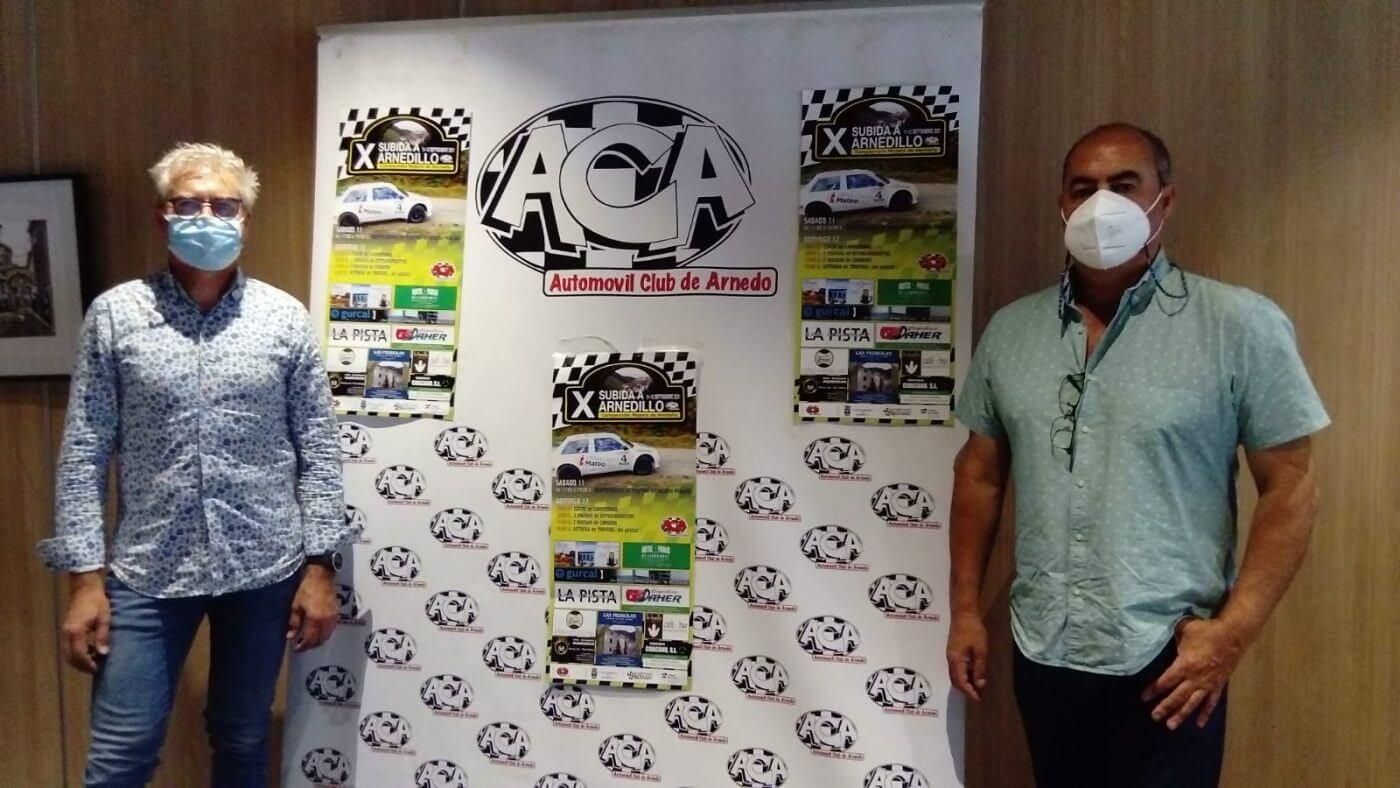 Lee más sobre el artículo El Automóvil Club de Arnedo remota la competición con la X Subida a Arnedillo
