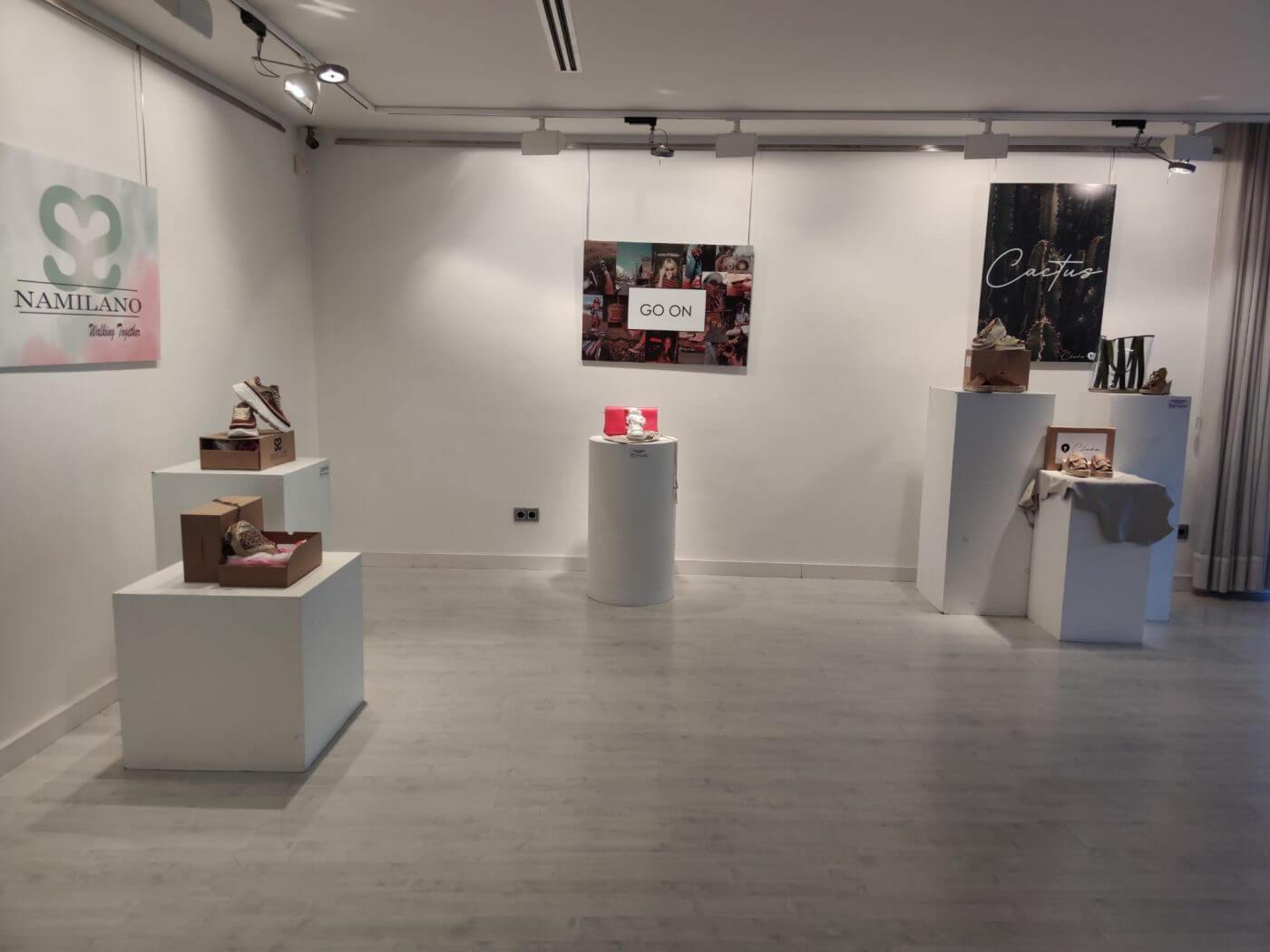 Lee más sobre el artículo Exposición de proyectos fin de Grado de Diseño y Producción de Calzado y Complementos del IES 'Virgen de Vico' de Arnedo