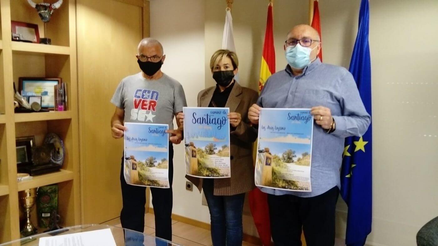 Lee más sobre el artículo El ayuntamiento de Arnedo retoma las etapas del Camino de Santiago que suspendió por la pandemia