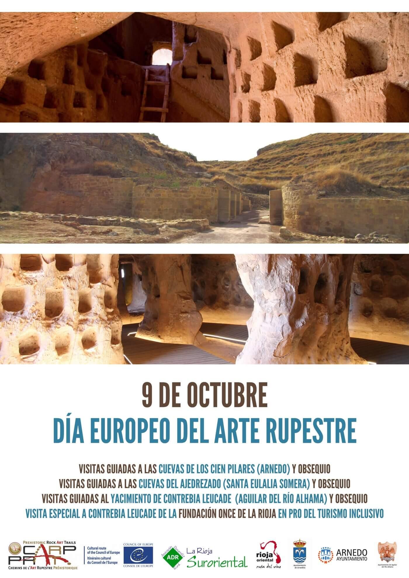 Lee más sobre el artículo La Asociación para el Desarrollo Rural de La Rioja Suroriental se suma al 'Día Europeo del Arte Rupestre'