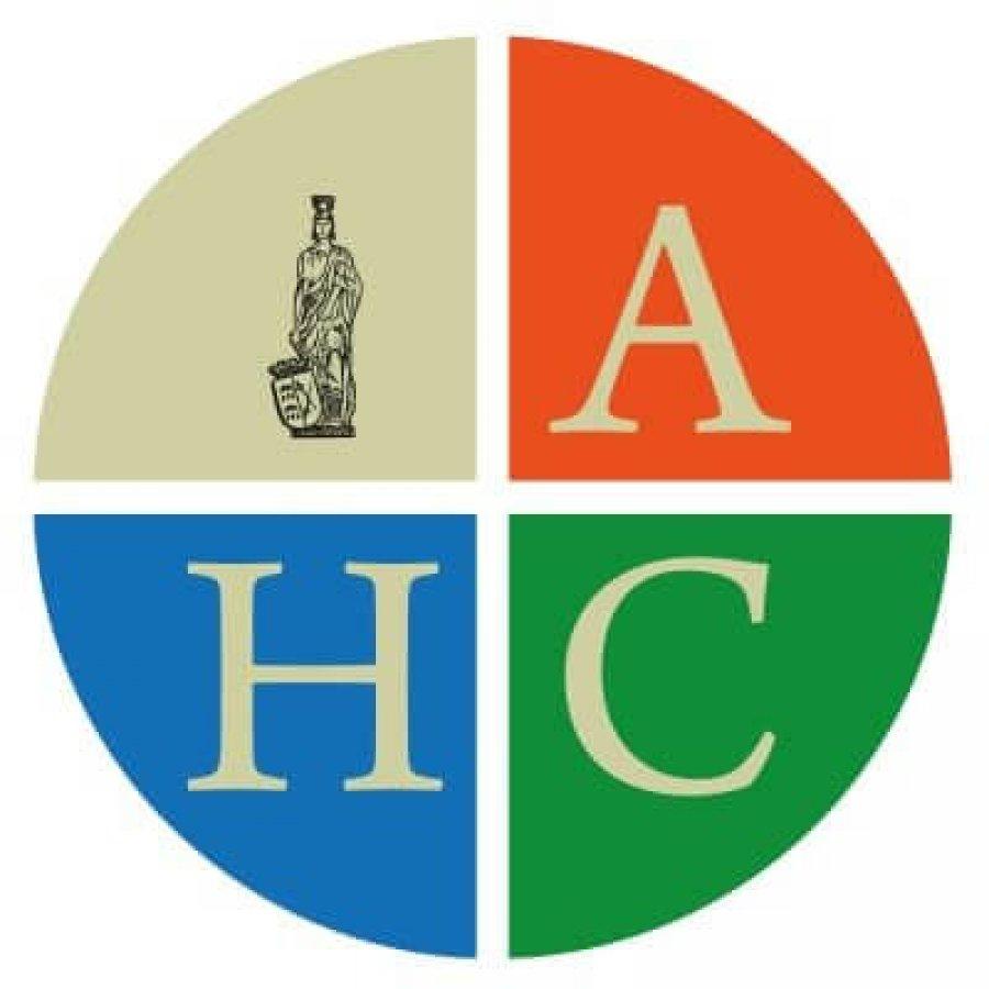 CALAHORRA Amigos de la Historia logotipo