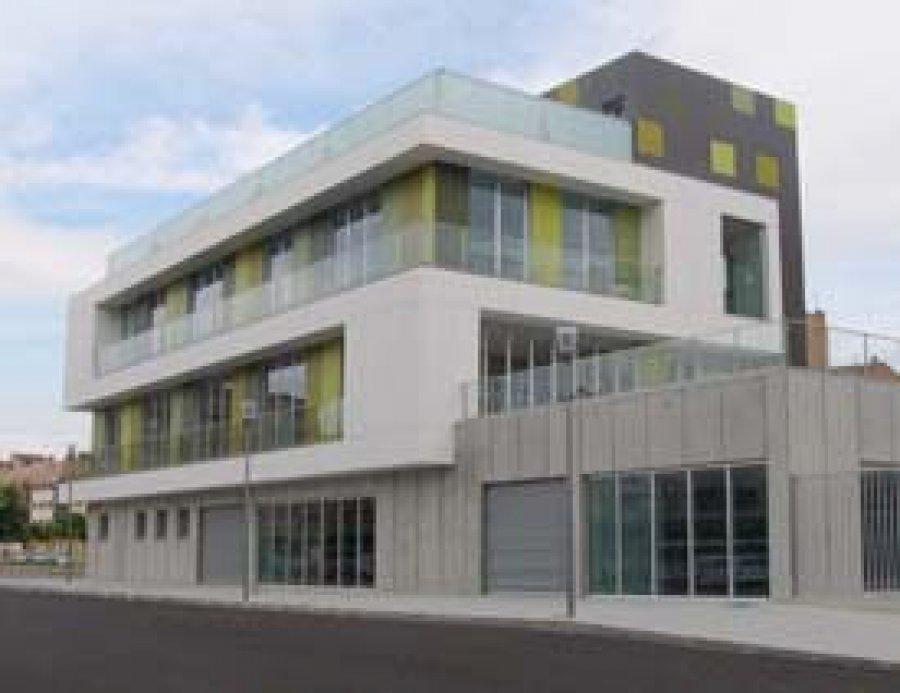 CALAHORRA centro joven fachada