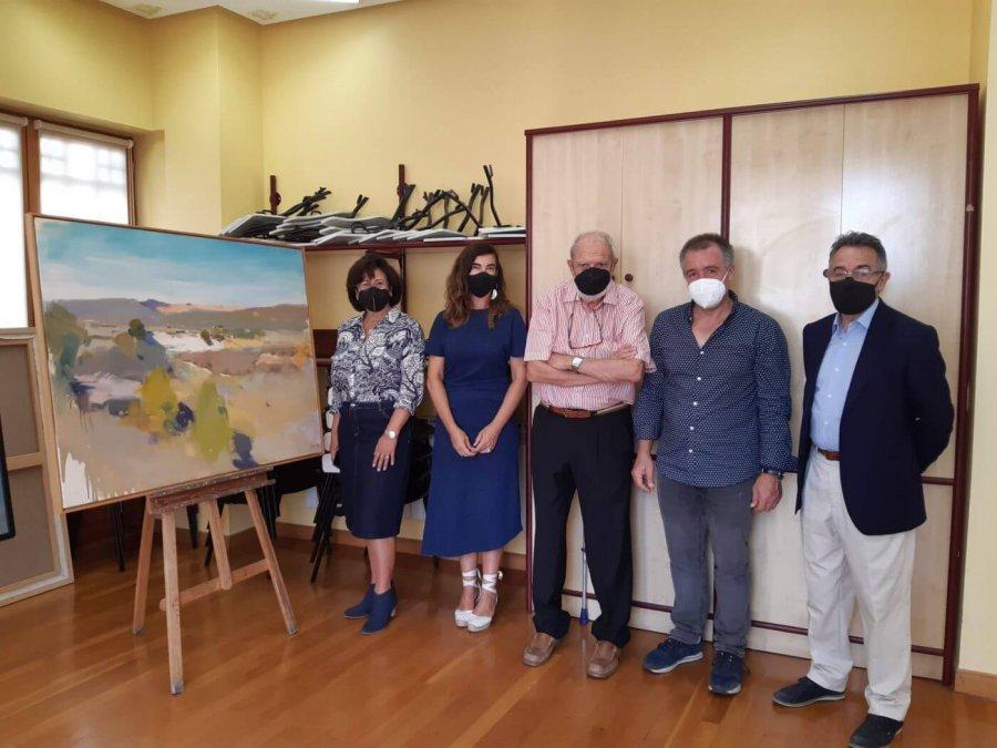 CALAHORRA certamen pintura ganador