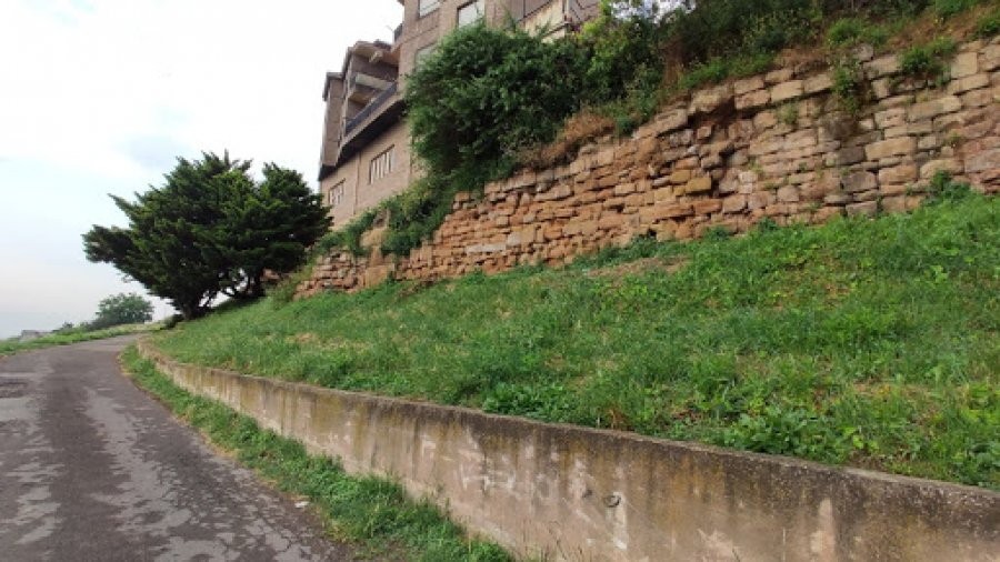 CALAHORRA muralla romana 2