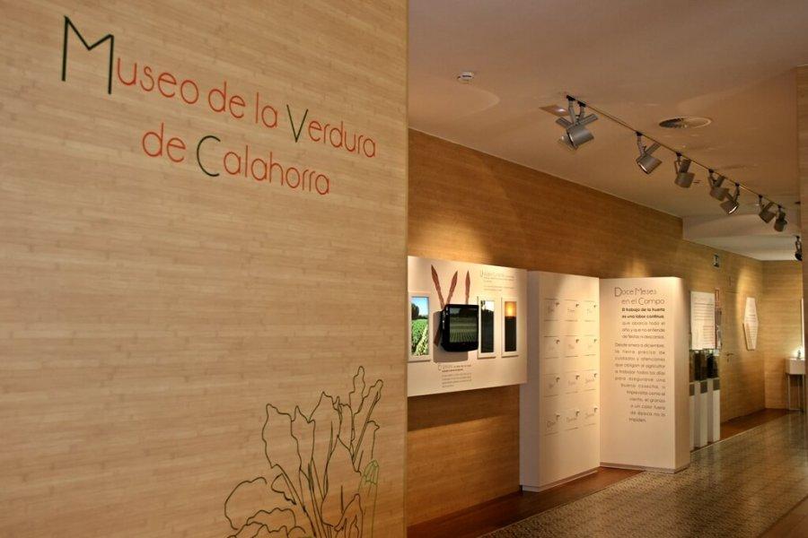 CALAHORRA museo Verdura interior 3