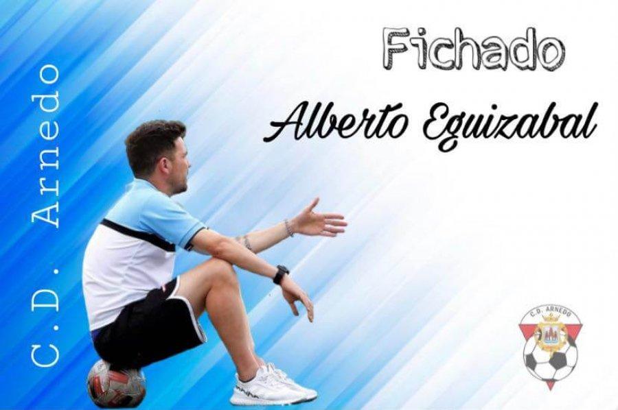 CD ARNEDO Alberto Eguizabal fichado