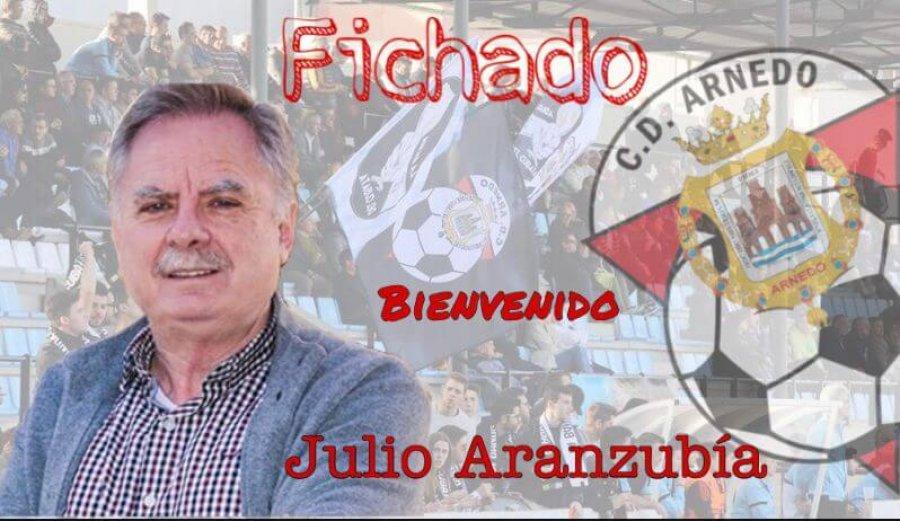 CD ARNEDO JULIO ARANZUBÍA