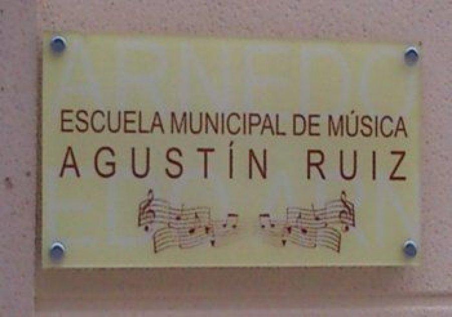 ESCUELA MUSICA cartel