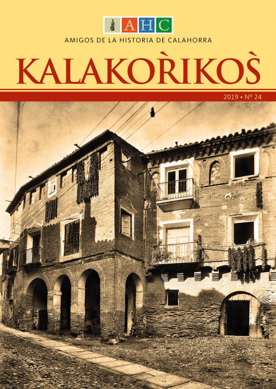 KALAKORIKOS 2019 portada