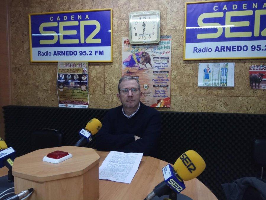 MIGUEL PUJADA radio diciembre