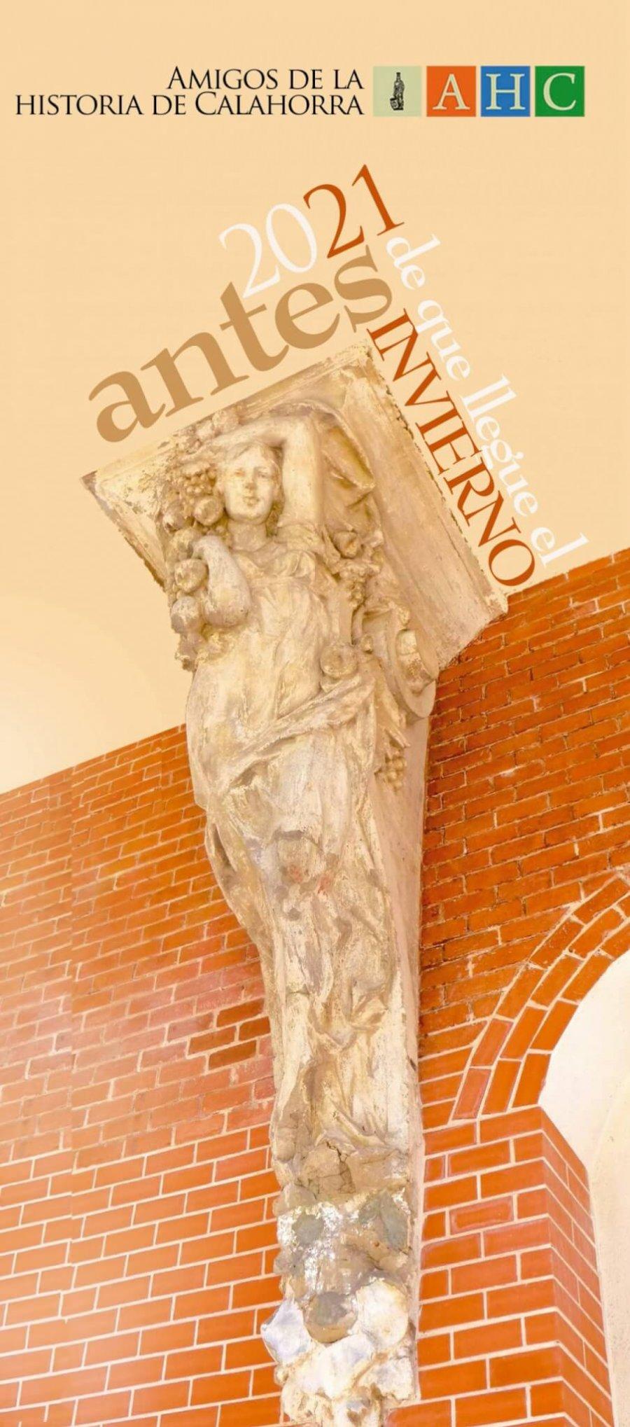 CALAHORRA cartel Antes de Que llegue el Invierno 2021