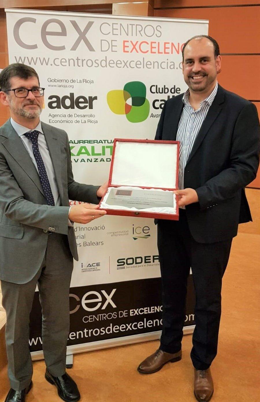 CTCR premio CEX economia circular