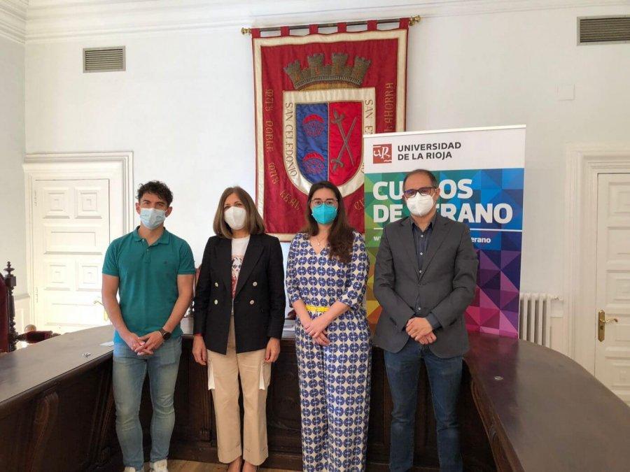 CALAHORRA curso verano 2021 presentacion