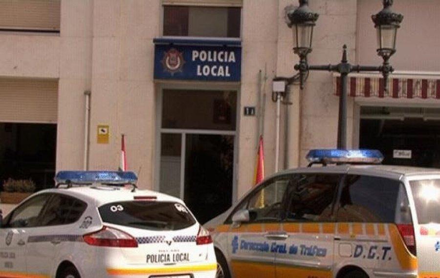 POLICIA LOCAL fachada 1