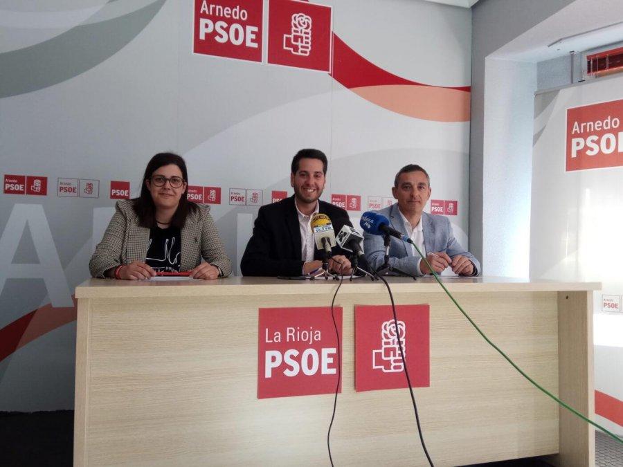 PSOE ARNEDO propuestas deportes 1