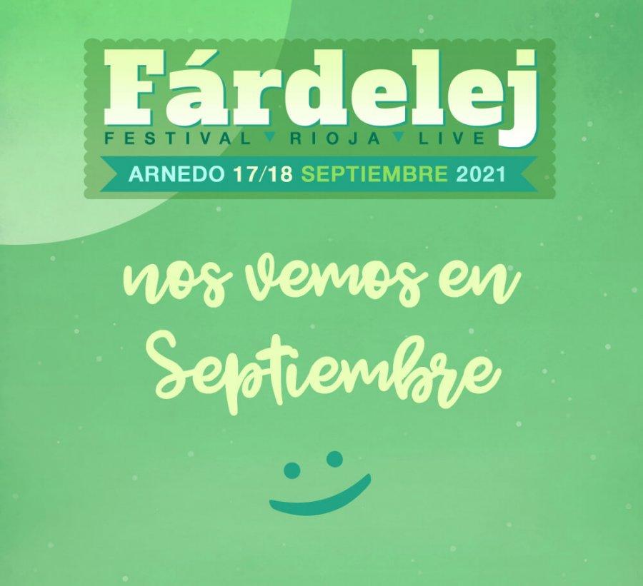 FARDELEJ cartel septiembre