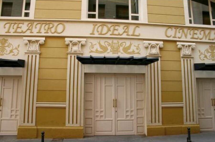 CALAHORRA teatro Ideal fachada