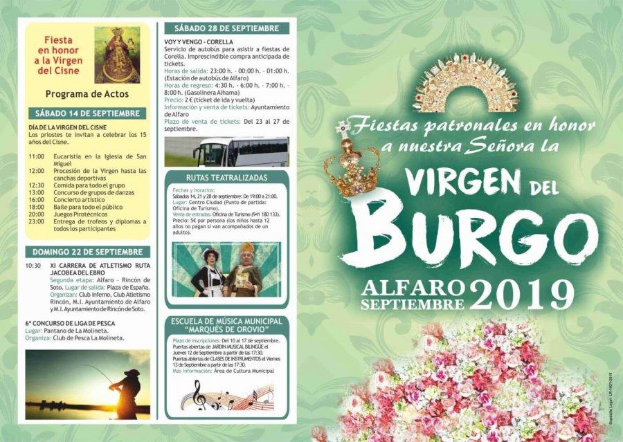 ALFARO FIESTAS DEL BURGO
