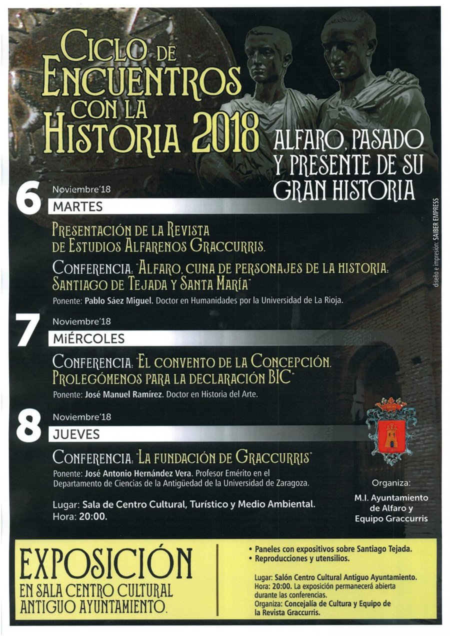 ALFARO ENCUENTROS HISTORIA