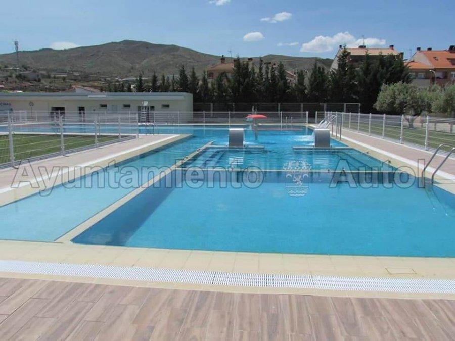 AUTOL piscinas municipales