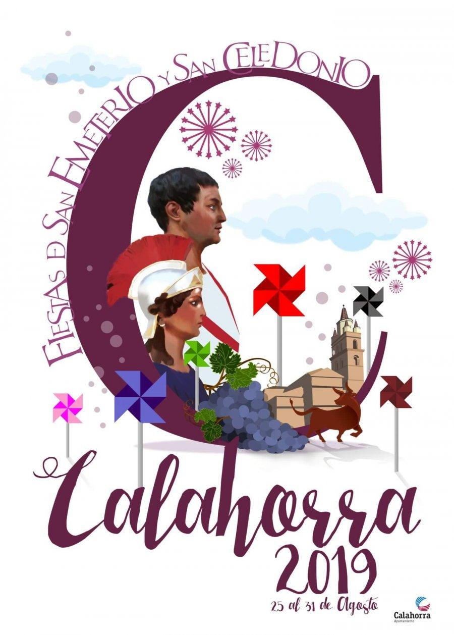 CALAHORRA CARTEL FIESTAS GANADOR 2