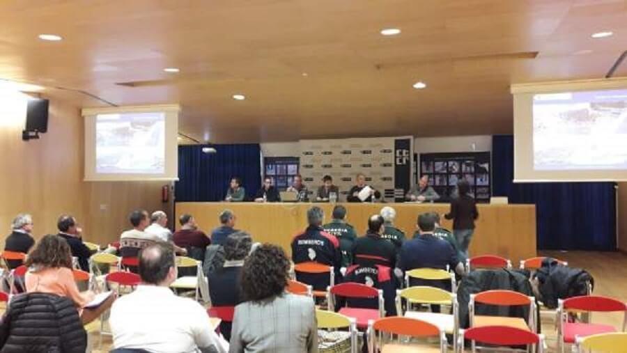 PRESA ENCISO REUNION PLAN EMERGENCIA 2