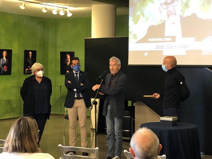 JOSE SACRISTAN premio Rafael Azcona ok