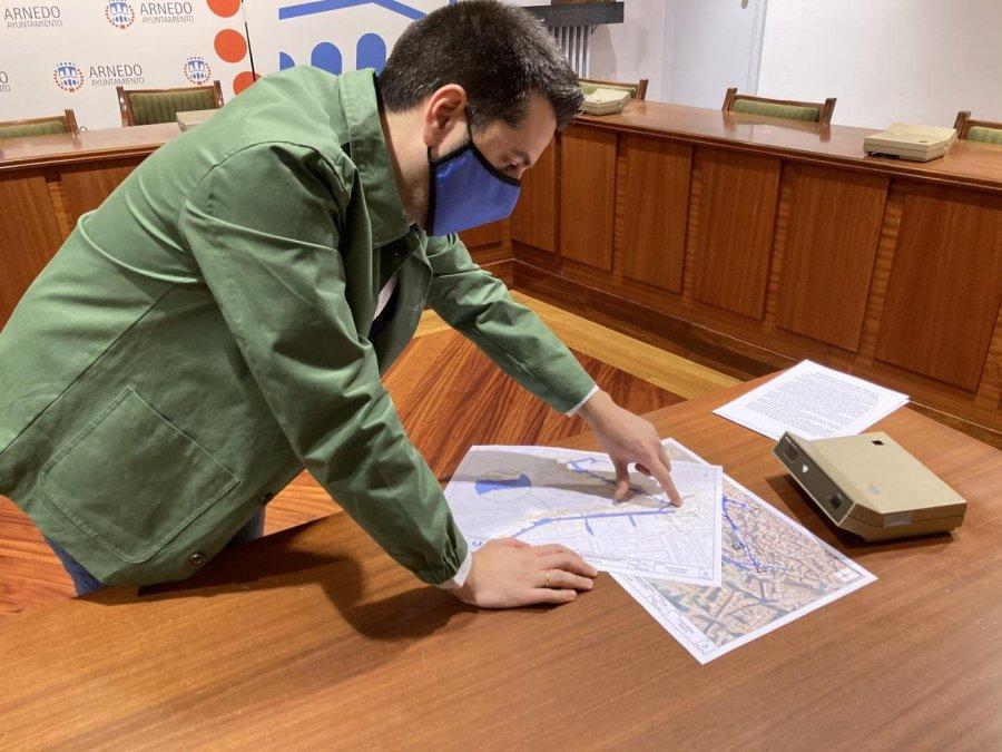ALCALDE ARNEDO proyecto calle Carrera y adyacentes