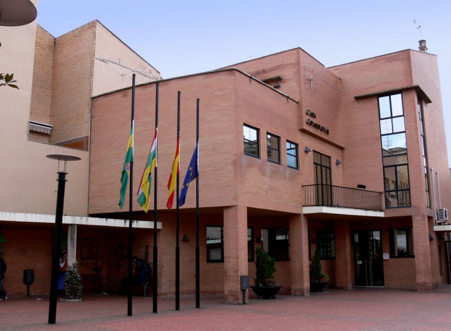 PRADEJON ayuntamiento