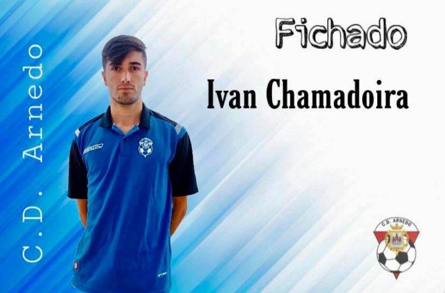 CD ARNEDO Ivan Chamadoira