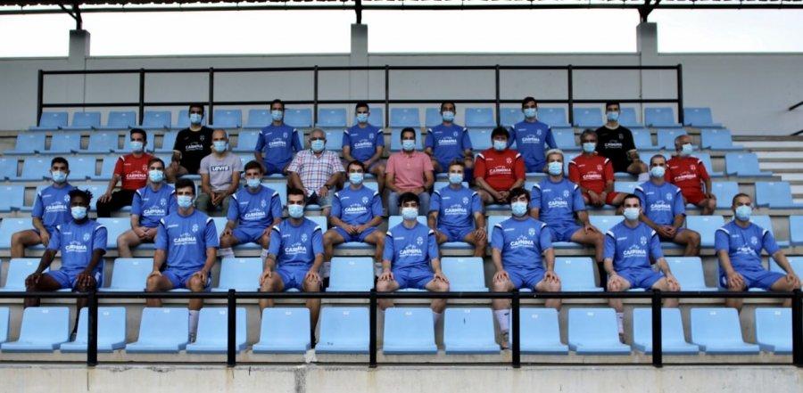 CD ARNEDO temporada 2020-2021