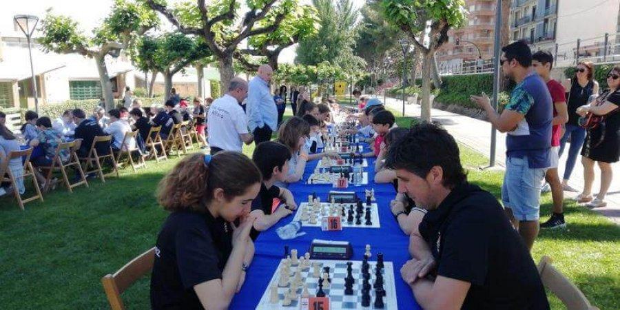 ALFARO club ajedrez 25 aniversario 1