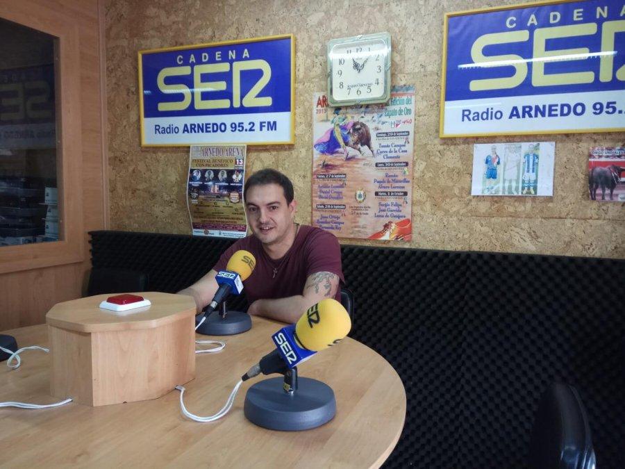 SACERDOTE ALFONSO SAENZ RADIO