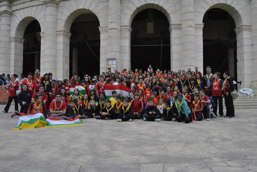 CALAHORRA GRUPO SCOUT NTRA SRA GUADALUPE 1