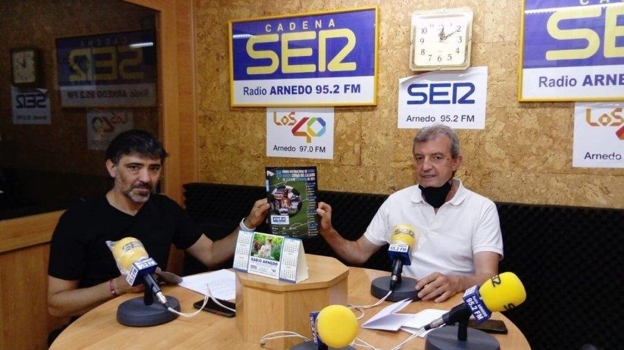 TORNEO FÚTBOL ARNEDO suspendido radio